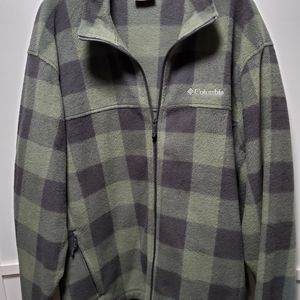 Columbia Fleece Jacket NWOT